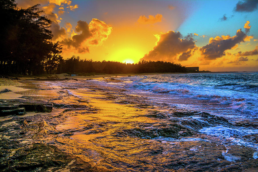 Turtle Bay Hawaii High Definition by Jason Brooks