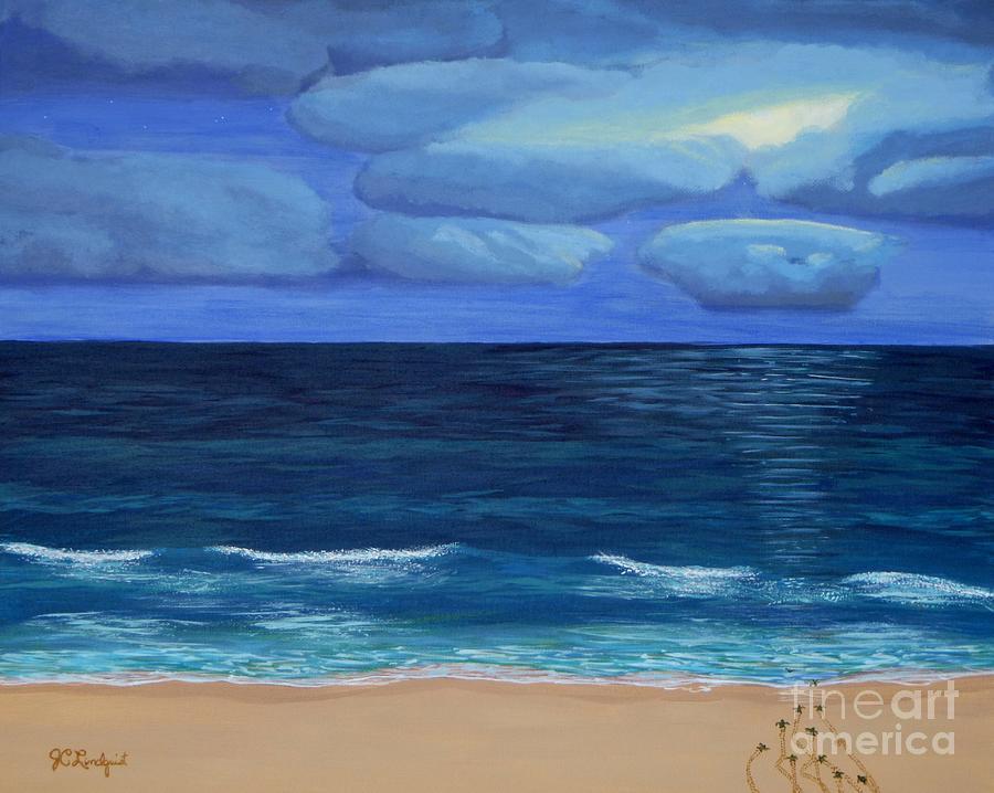 Turtle Tracks by Jenn C Lindquist