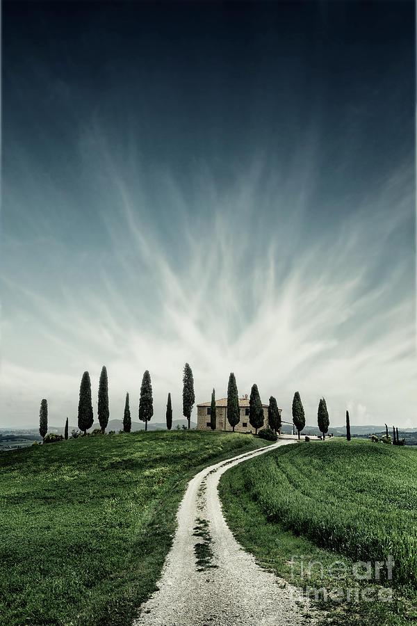 Kremsdorf Photograph - Tuscan Dream by Evelina Kremsdorf