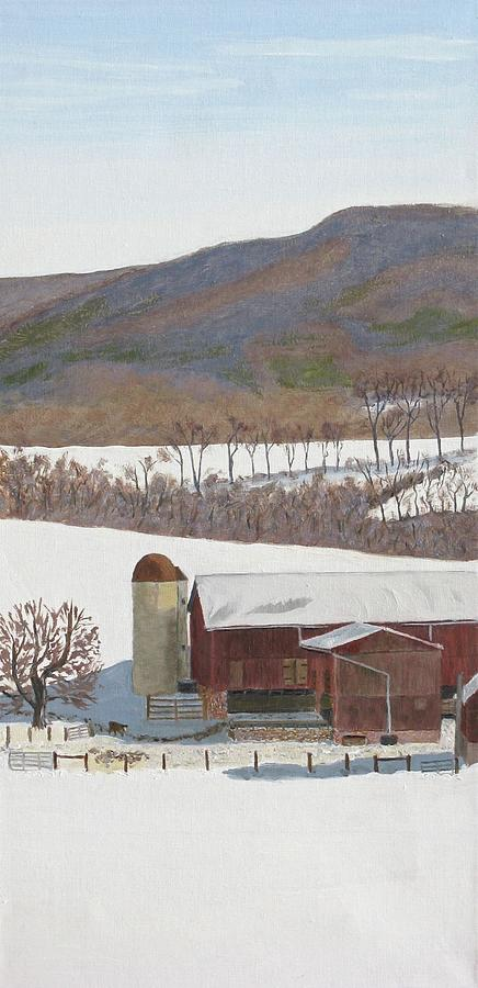 Tussey Mountain View by Barb Pennypacker