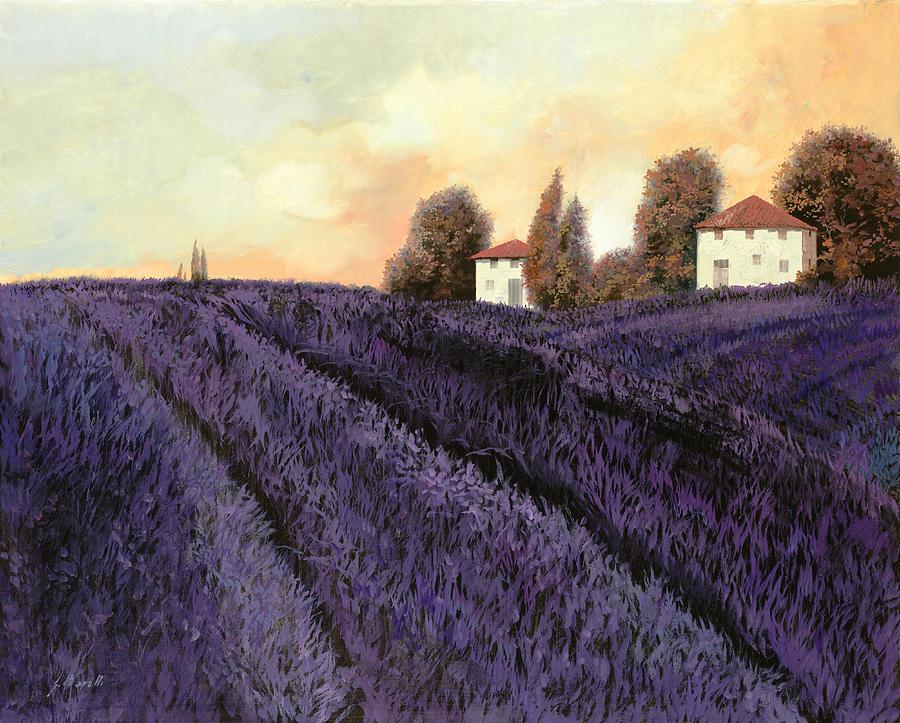 Tutta Lavanda Painting