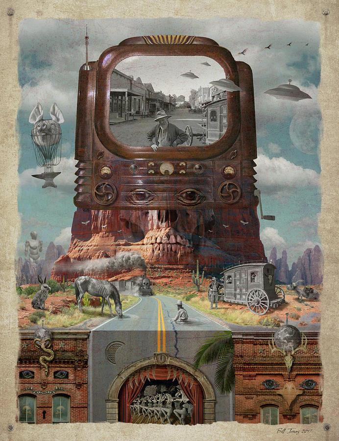 TV Land by Bill Jonas
