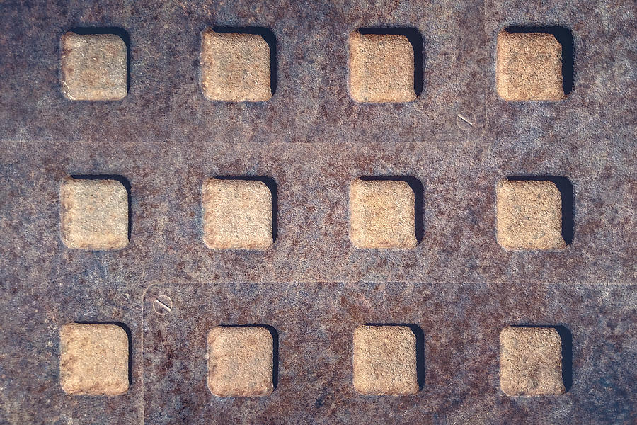 Twelve Squares Photograph