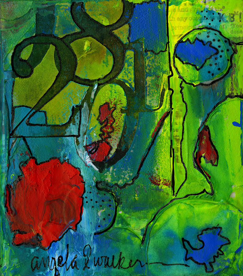 Twenty-Eight by Angela L Walker