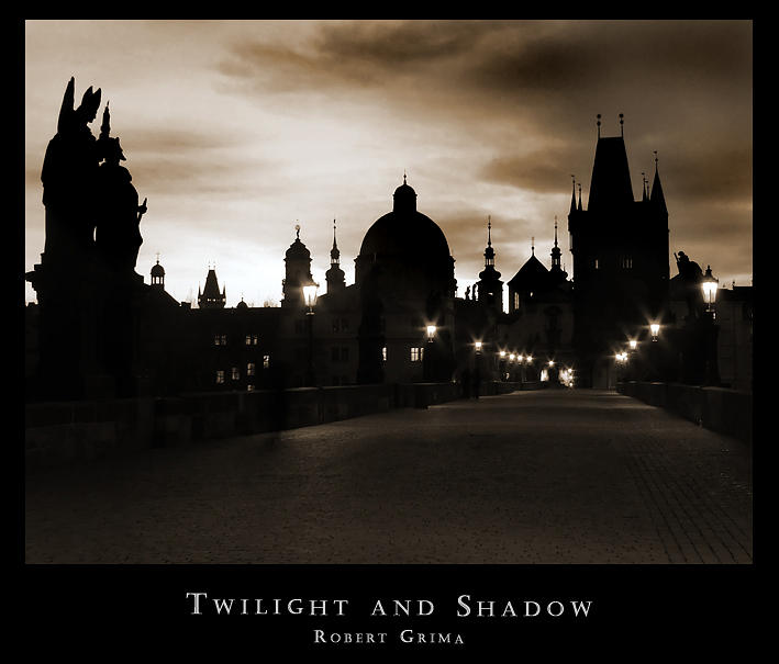 Twilight And Shadow Photograph by Robert  Grima