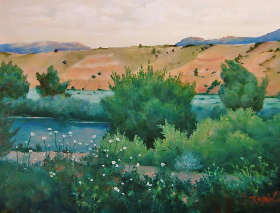 Twilight at Wind River by Carol Reynolds