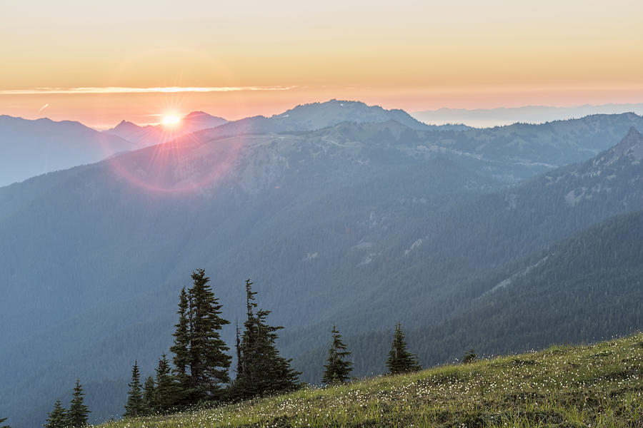 Artwork Photograph - Twilight Is Coming by Jon Glaser