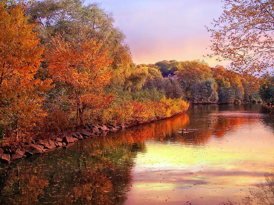 Landscape Photograph - Twilight by Jessica Jenney