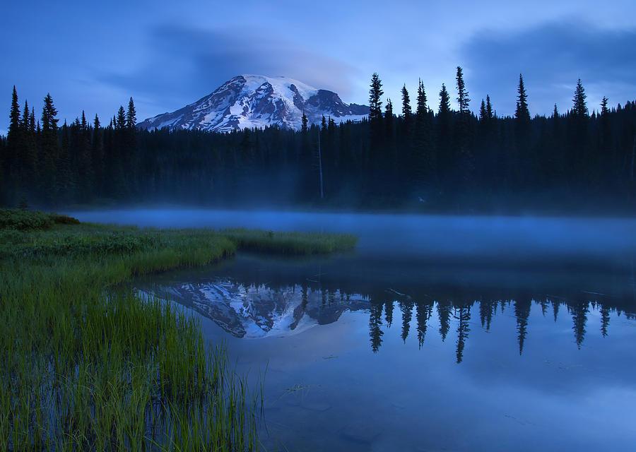 Twilight Photograph - Twilight Majesty by Mike  Dawson