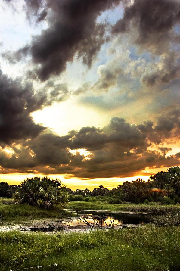 Sunset Photograph - Twilight by Norman Johnson