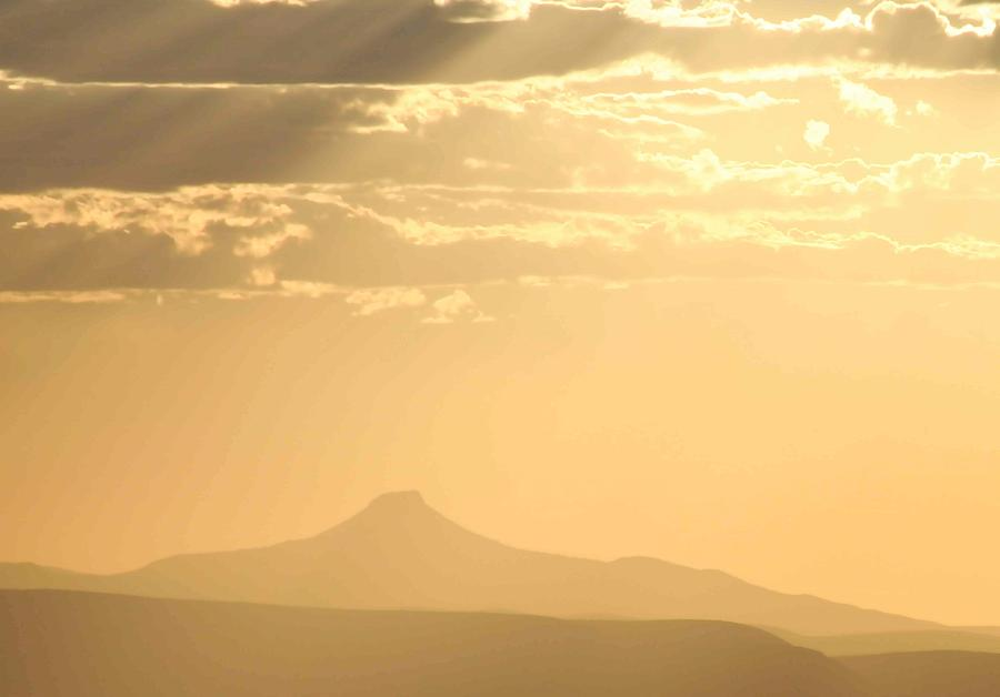 New Mexico Landscape Photograph - Twilight of the Gods by Look Visions