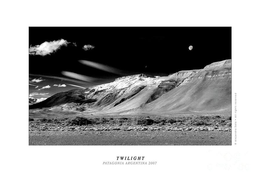 TWILIGHT - PATAGONIA ARGENTINA 2007 by Alejandro Sala