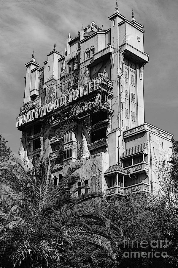 Twilight Zone Tower Of Terror Vertical Hollywood Studios