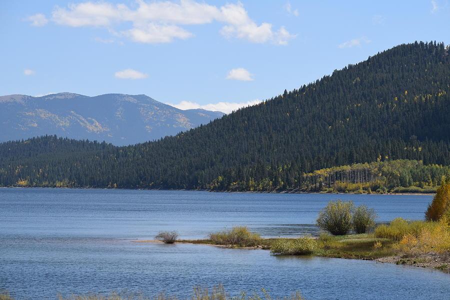 Twin Lakes by Margarethe Binkley