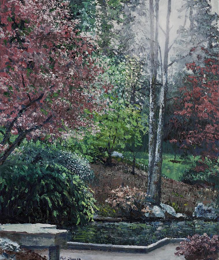 Landscape Painting - Twins by Paul Illian