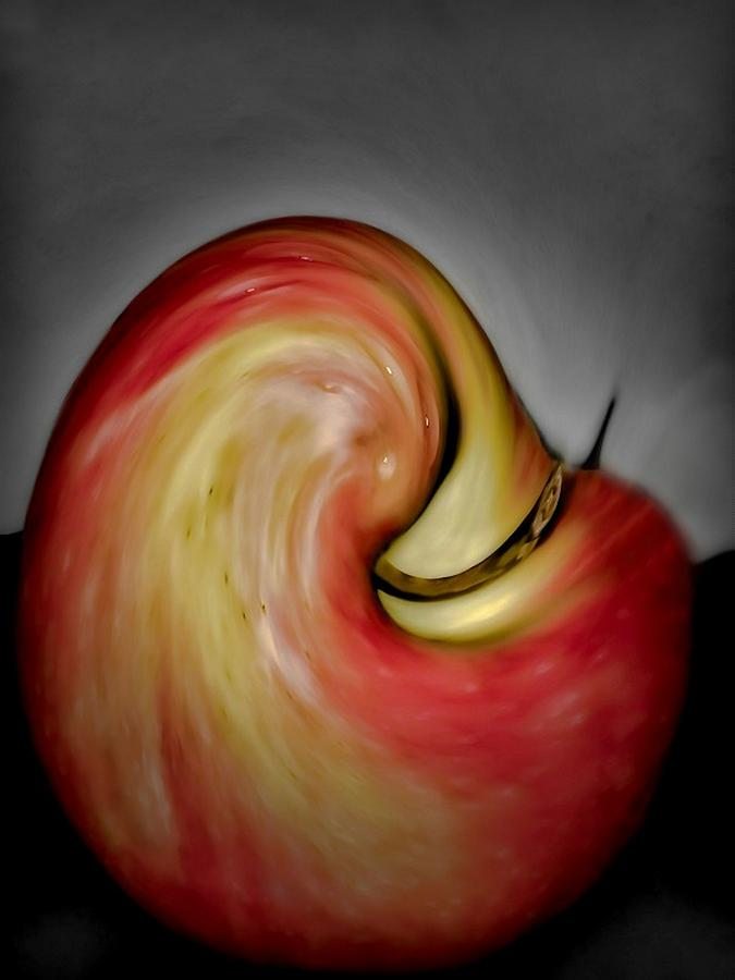 Twisted Apple by CG Abrams