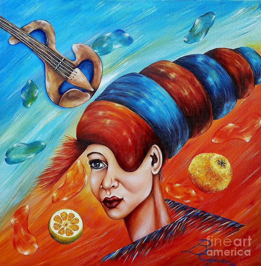 Twisted thoughts by Elwira Bernaciak
