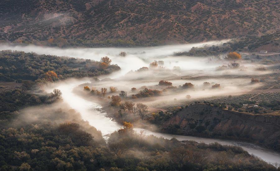 Twisting Mists by Andrew Gordon