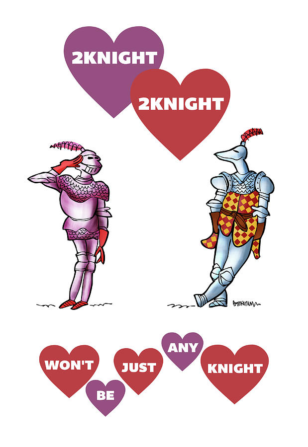 Two Knight Two Knight by Mark Armstrong