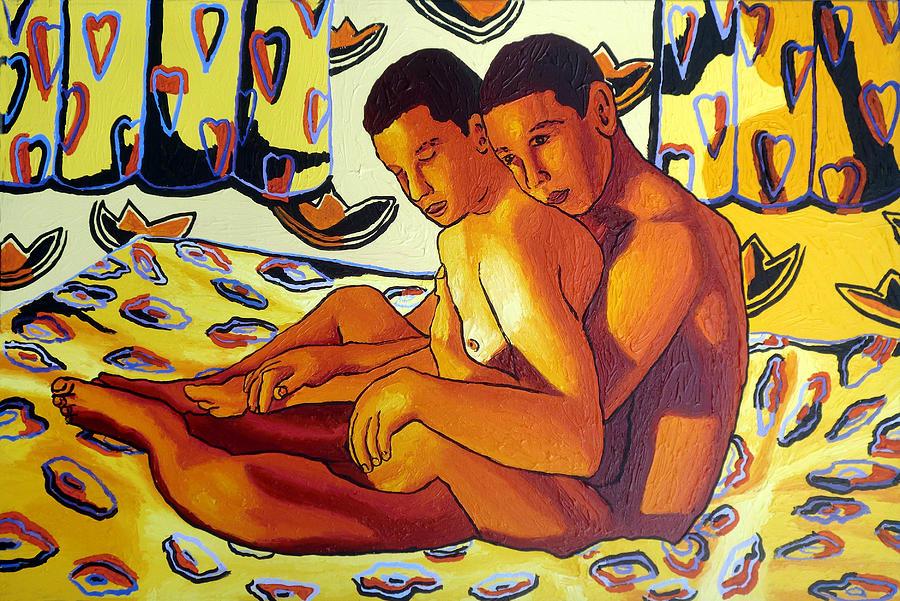 Art Of Love Gay 83