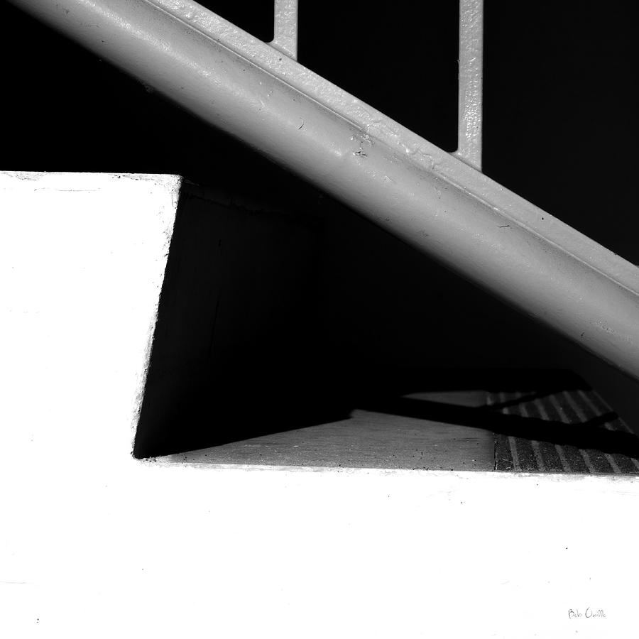 Step Photograph - Two Steps by Bob Orsillo
