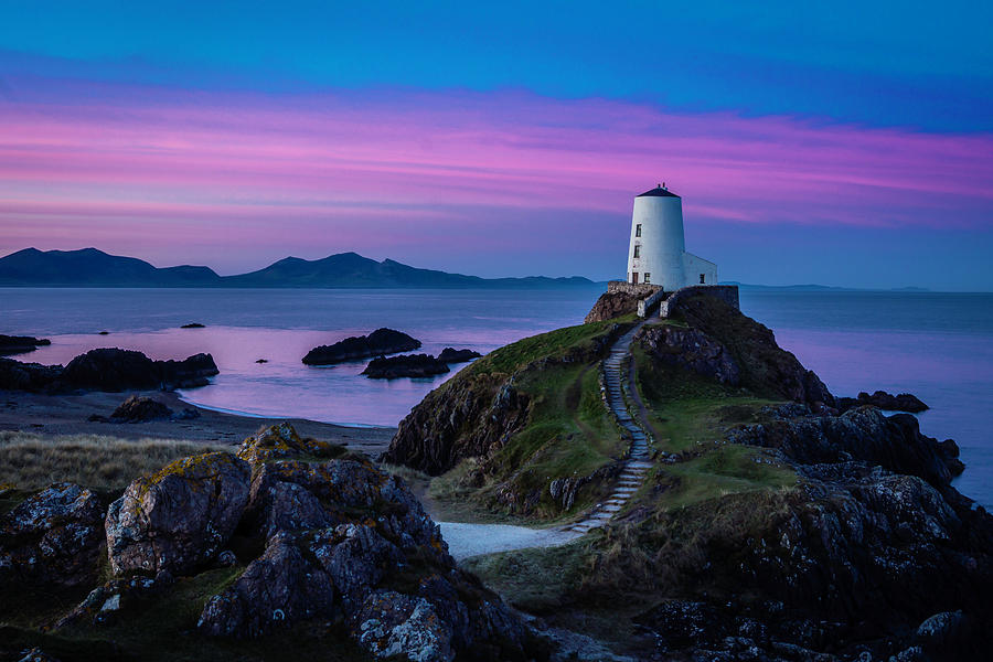 Anglesey Photograph - Twr Mawr, Anglesey by Andy Beattie Photography