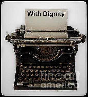 Typewriter by Daniel Ryan
