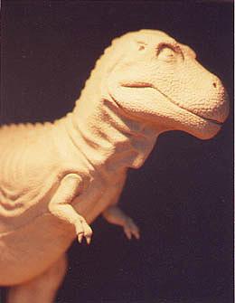Tyrannosaurus Rex Sculpture by Steve Howarth