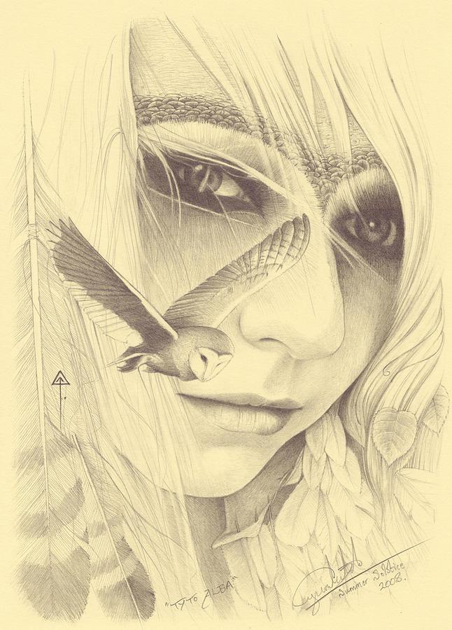 Wiccan Drawings | Fine Art America