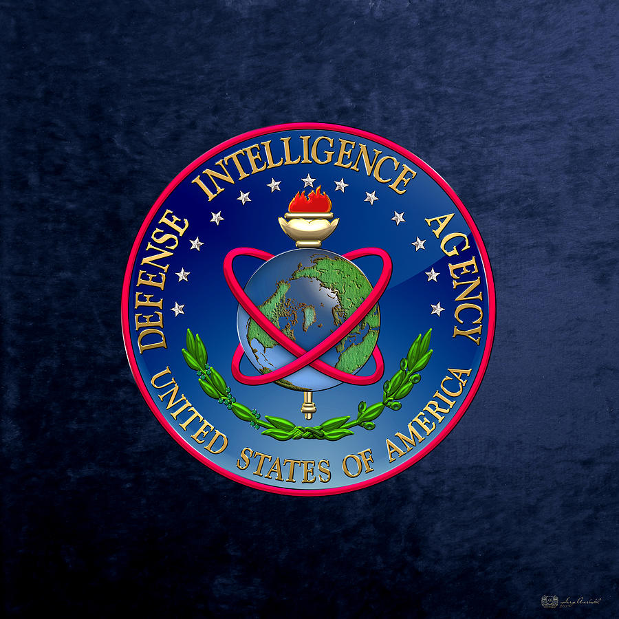 Intelligence agency logo