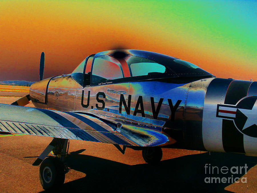 Diane Berry Photograph - U S Navy  by Diane E Berry