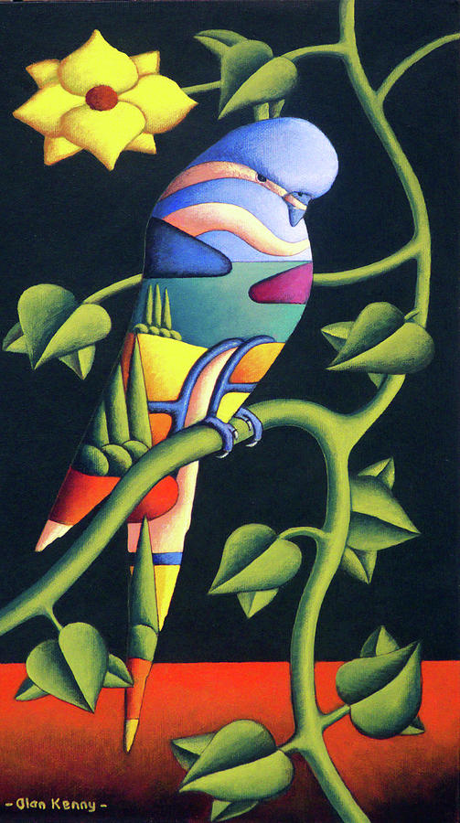 Uccello by Alan Kenny
