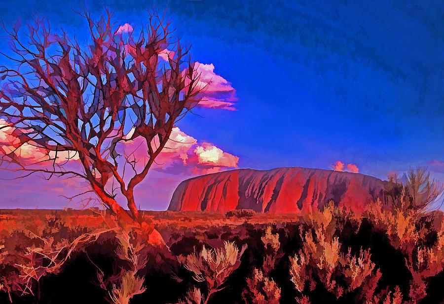 Uluru Photograph