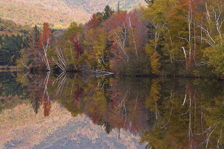 Maine Photograph - Umbagog Lake by Henry Krauzyk