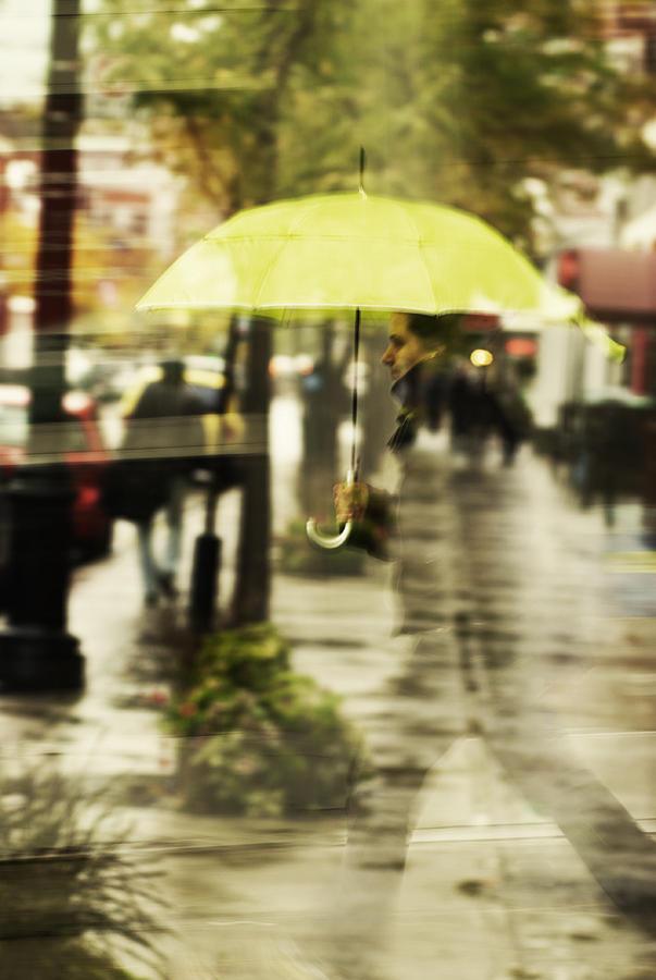 Photo Photograph - Umbrella by Daniel Choiniere