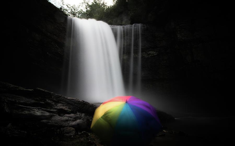 Georgia Photograph - Umbrella by Mike Dunn