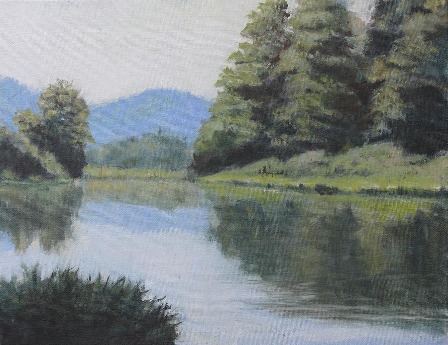 Umpqua River by Dennis Sullivan