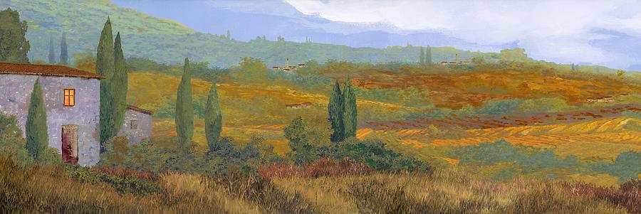 un altro pomeriggio in Toscana Painting