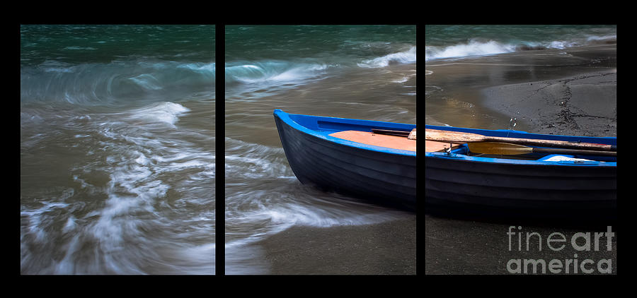 Uncertain Future Triptych by Prints of Italy