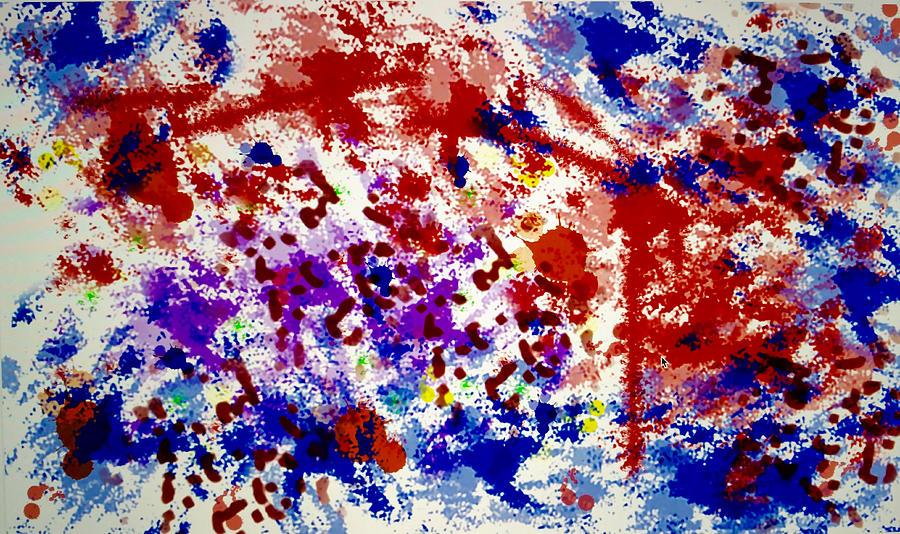 Colors Photograph - Uncertainty by Raul Diaz