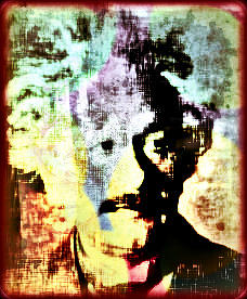 Einstein Digital Art - Uncle Albert by YoMamaBird Rhonda