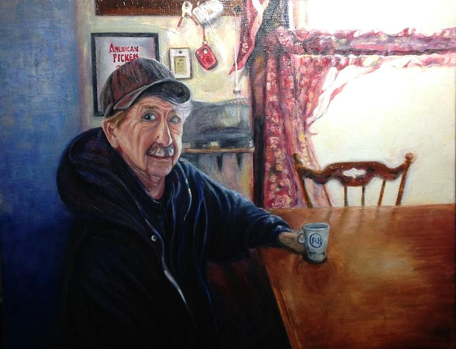 Uncle Harold, Maquoketa, Iowa by J Reynolds Dail