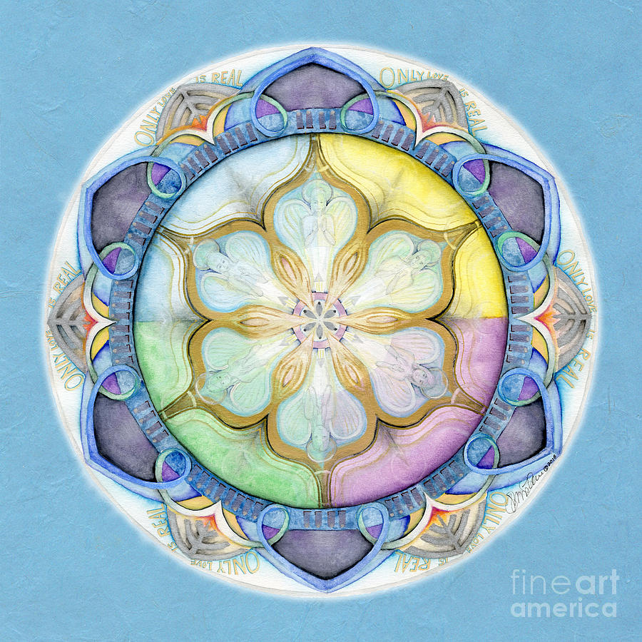 Unconditional Mandala by Jo Thomas Blaine