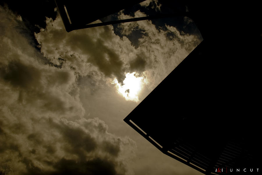 Sky Photograph - Uncut by Jonathan Ellis Keys