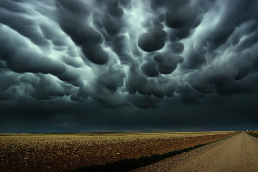 Under A Mammatus Sky by Brian Gustafson