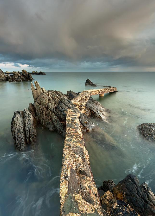 Under Photograph - Under My Feet by Pawel Klarecki