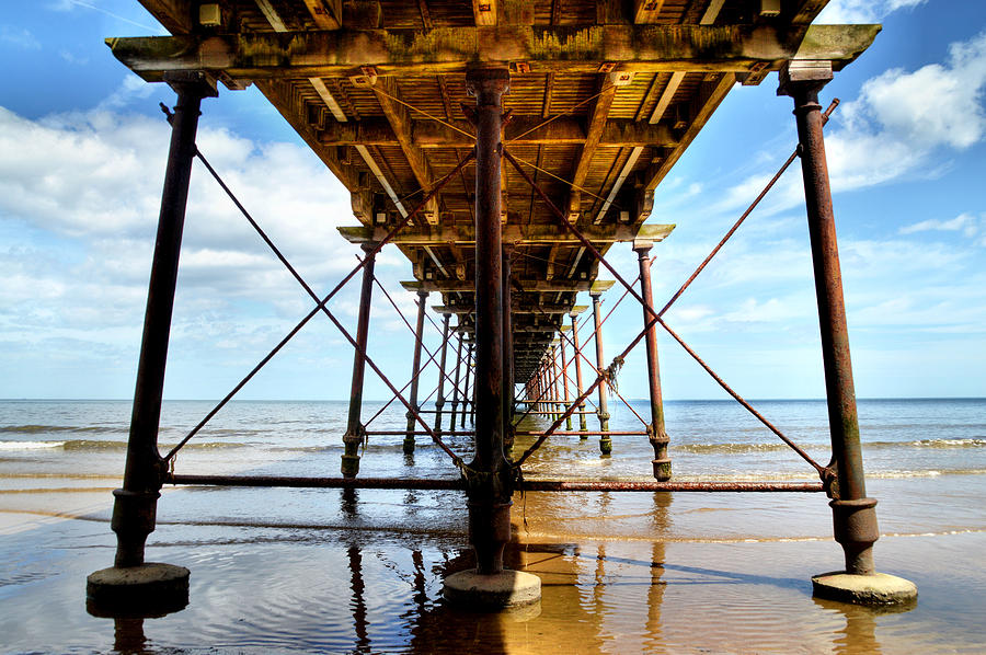 Under the Boardwalk by Sarah Couzens