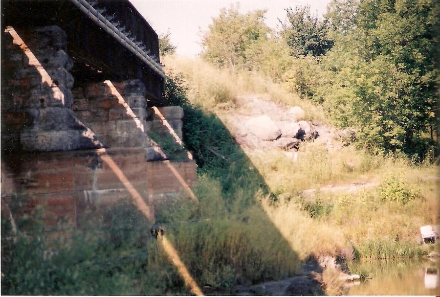 Bridge Photograph - Under The Bridge - Photograph by Jackie Mueller-Jones