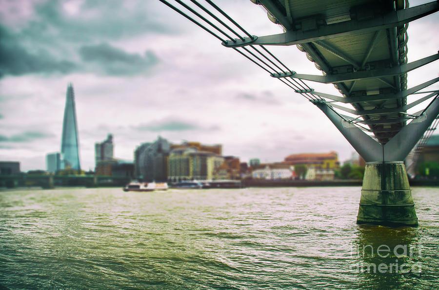 Under Photograph - Under The Bridge by Alessandro Giorgi Art Photography