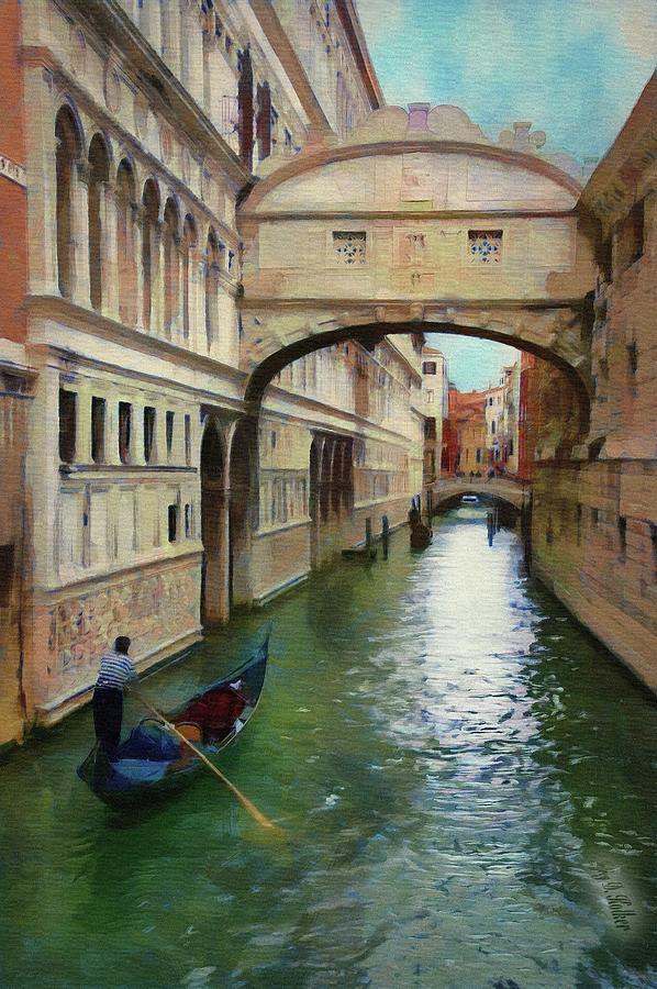 Under the Bridge of Sighs by Jeffrey Kolker
